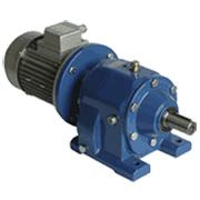 Соосно-цилиндрический мотор-редуктор SITI MHL